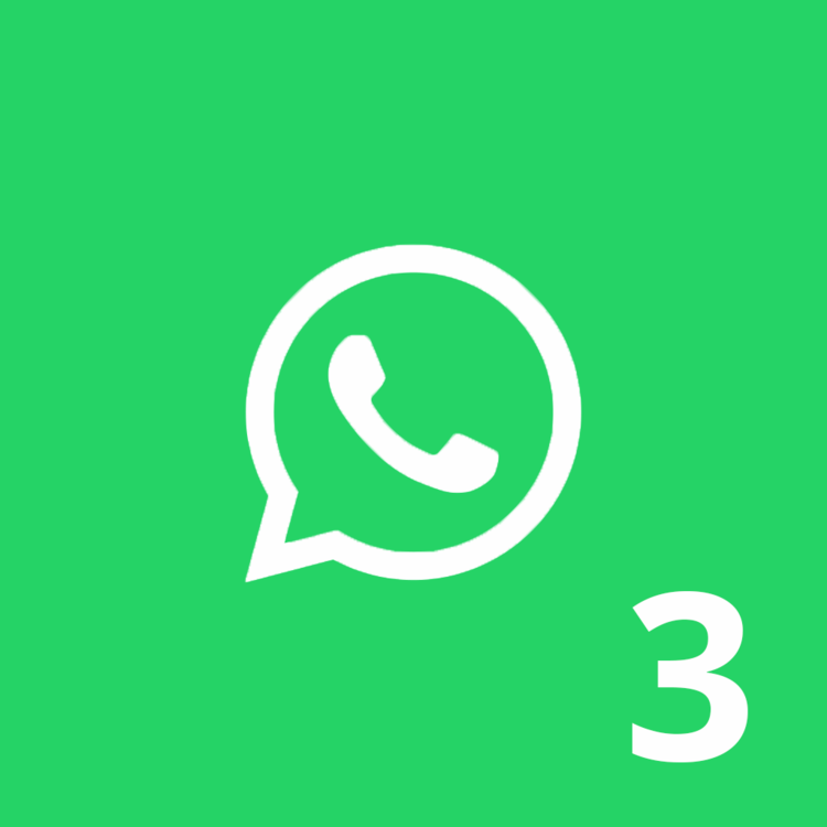 Ícono whatsapp - Fundación Salud Siglo 21